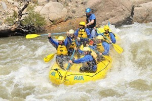 Arkansas Valley Adventures: Colorado Rafting :: Trips of all levels on 5 rivers at 7 Colorado Outposts. Discounts available daily on our website.