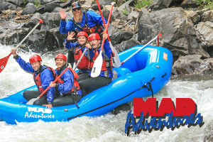 MAD Adventures - guided whitewater trips