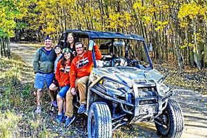 U-Drive UTV Scenic Tours around Leadville
