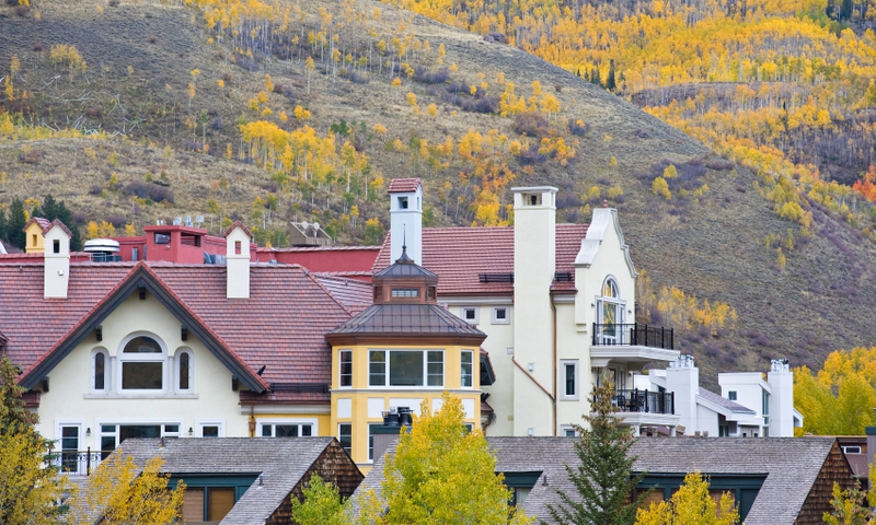 Lionshead Village in Vail