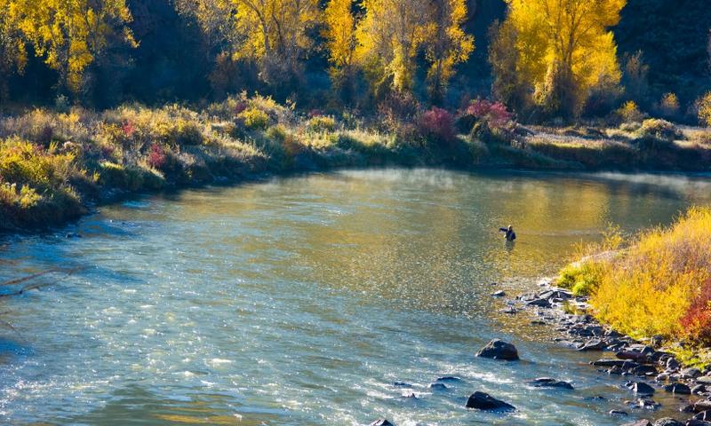 Eagle River Fly Fishing Colorado