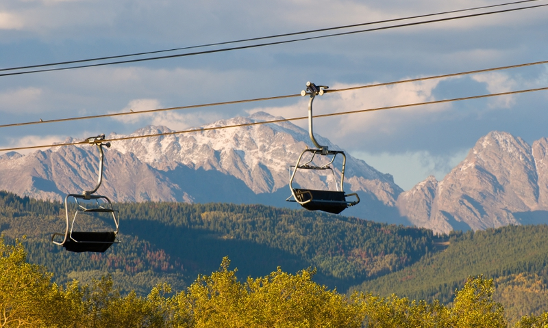 Vail Chairlift