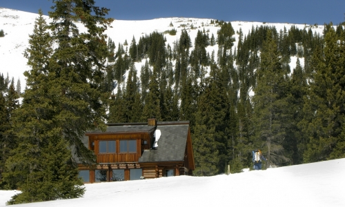 Colorado Mountain Huts