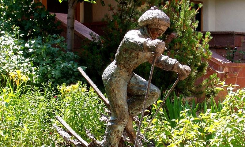 Art In Public Places Vail Village Colorado