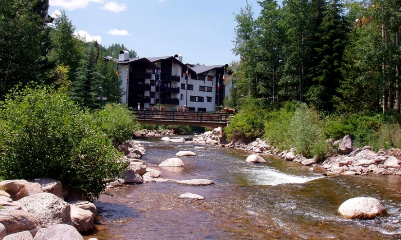 Gore Creek and Vail