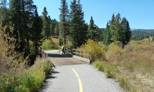 Vail Pass Pathway
