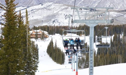skiing beaver creek colorado