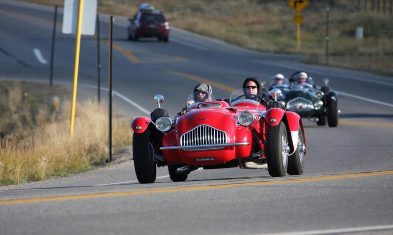 Colorado Grand Car Rally