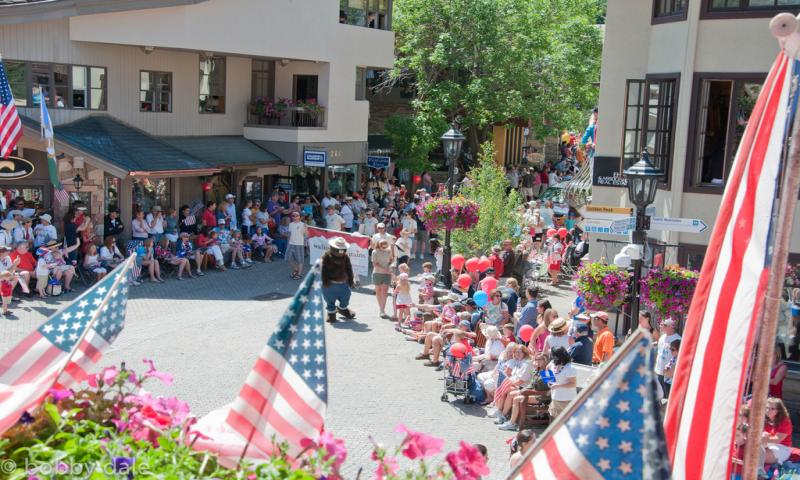 4th of July Parade at Vail