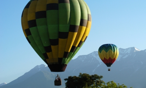 Vail Colorado Tours Balloon Rides
