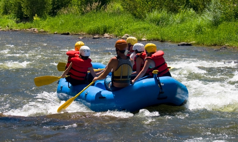 Rafting White Water Whitewater Colorado