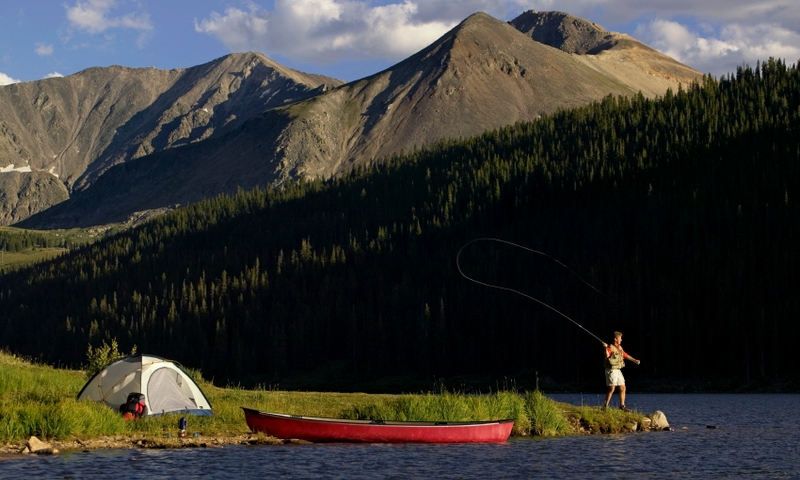 Vail Colorado Camping Alltrips