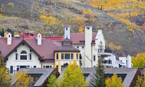 Lionshead Village Vail Colorado