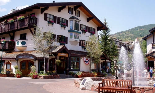 Colorado Vail Village