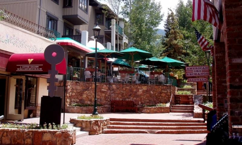 Vail Village Colorado