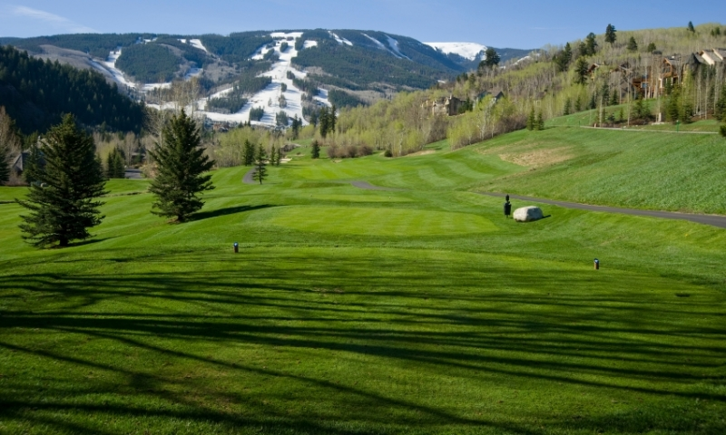 Golf Course at Beaver Creek Resort