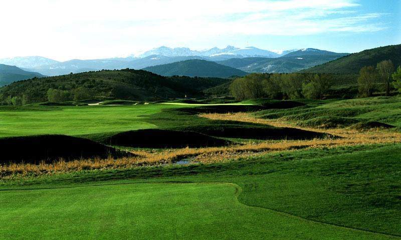 Eagle Ranch Golf Club in Vail
