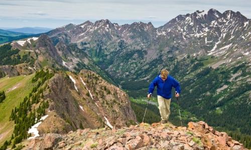 Vail Colorado Hiking