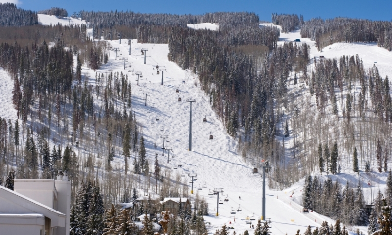 Lionshead Gondola at Vail