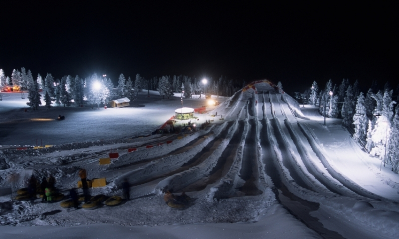 Tubing Hill at Vail