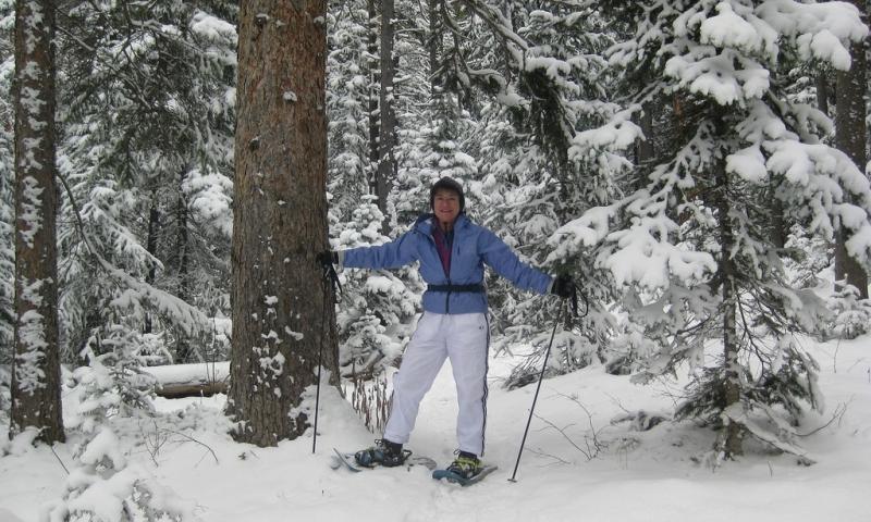 Vail Snowshoeing