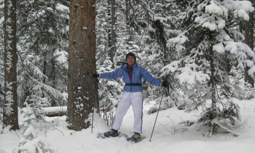 Vail Snowshoeing